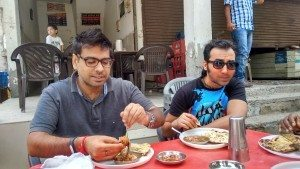 Famous Amritsari Kulche